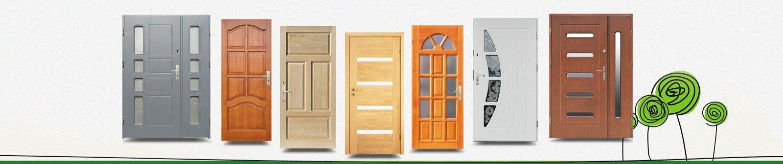 Drzwi zewnętrzne Toruń